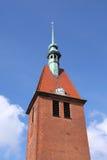 Belfry of the Saint Michaelis church Stock Photos