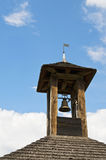 Belfry with sky Stock Photo