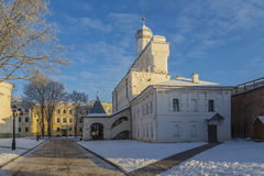 The belfry of St Sophia Cathedral Royalty Free Stock Photography