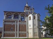 Belfry in Suzdal stockbilder