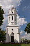 Belfry of Svedasai Church Stock Photography