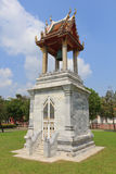 Belfry thai style Royalty Free Stock Photos