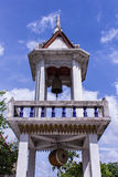 Belfry In Thai Temple Royalty Free Stock Photography