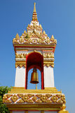 Belfry of thailand Royalty Free Stock Photo