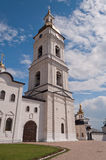 Belfry in Tobolsk Kremlin Royalty Free Stock Photos