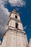 Belfry in Tobolsk Kremlin Stock Photo