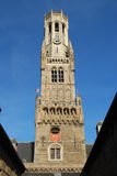 Belfry Tower Bruges Royalty Free Stock Images