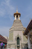 Belfry in Wat Phra Keaw, Bangkok, Thailand Stock Photo