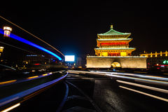 Belfry in Xi'an China Royalty Free Stock Image