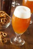 Belga di rinfresco Amber Ale Beer fotografia stock
