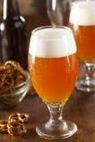 Belga di rinfresco Amber Ale Beer immagine stock