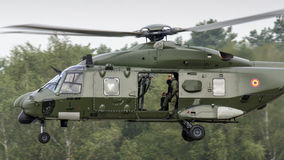 Belga NH-90 Foto de Stock