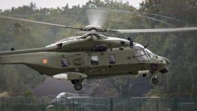 Belga NH-90 Imagen de archivo libre de regalías