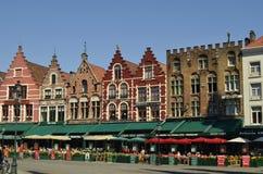 België, Brugge royalty-vrije stock afbeeldingen