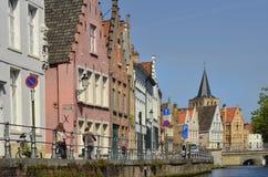 België, Brugge stock afbeeldingen