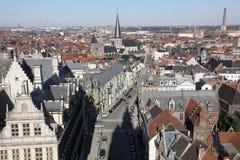 België, Gent Stock Foto