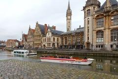 belgië gent stock afbeeldingen