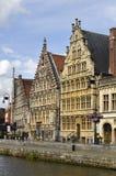 België, Gent royalty-vrije stock afbeeldingen