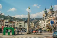 België - Malmedy royalty-vrije stock afbeelding