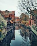 Belgia Bruges obrazy royalty free