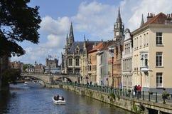 Belgia, Gent zdjęcie royalty free