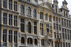 Belgia, malowniczy Uroczysty miejsce Bruksela Obrazy Royalty Free