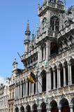 Belgia, malowniczy Uroczysty miejsce Bruksela Fotografia Royalty Free