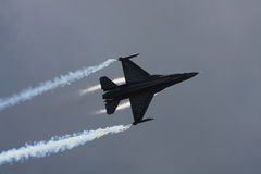 Belgian Air Component F-16 Stock Photo