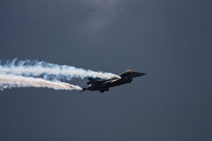 Belgian Air Component F-16 Royalty Free Stock Photography
