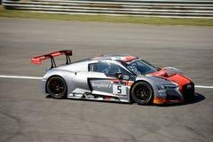 Belgian Audi Club Team WRT Audi R8 LMS at Monza Royalty Free Stock Photo