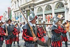 Belgian Beer Weekend 2014 Stock Images