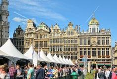 Belgian Beer Weekend, Brussels Royalty Free Stock Photography