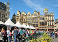 Belgian Beer Weekend Royalty Free Stock Images