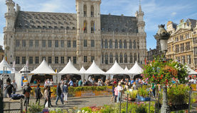 Belgian Beer Weekend Stock Photography