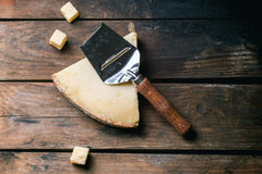 Belgian cheese Stock Photography