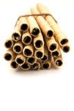 Belgian chocolate waffle sticks Stock Photos