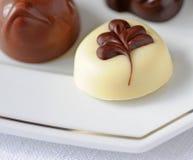 Belgian chocolates Stock Photo