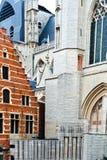 Belgian City Royalty Free Stock Photos