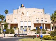 Belgian Consulate, Jerusalem. Royalty Free Stock Photos