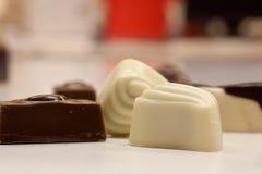 Belgian delicious praline Stock Photo