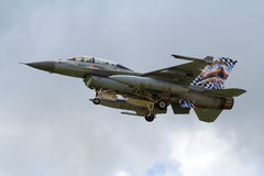 Belgian F-16 Royalty Free Stock Image
