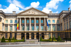 Belgian Federal Parliament, Brussels Stock Images