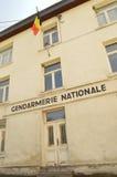 Belgian Gendarmerie Royalty Free Stock Image
