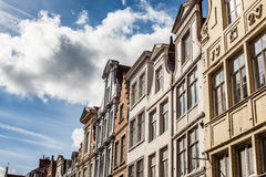 Belgian house Royalty Free Stock Photo