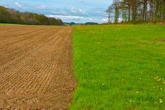 Belgian Landscape Stock Images