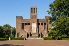 Belgian memorial first world war Stock Images