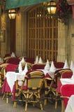 Belgian Restaurant Stock Photography