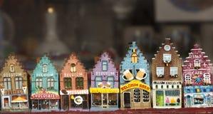 Belgian souvenirs Stock Image