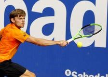 Belgian tennis player David Goffin Royalty Free Stock Photography