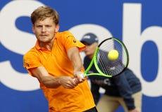 Belgian tennis player David Goffin Stock Photos